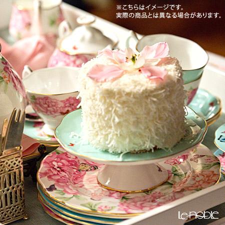 Royal Albert x Miranda Kerr 'Blessings' Green Pedestal Cake Stand 17xH6cm (S)