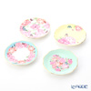 Royal Albert x Miranda Kerr 'Friendship' Tidpit Plate / Coaster 10cm (set of 4 colors)