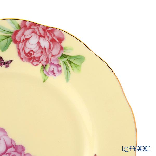 ロイヤル・アルバート ミランダ・カー ジョイティーカップ&ソーサー & プレート 20cm(イエロー)