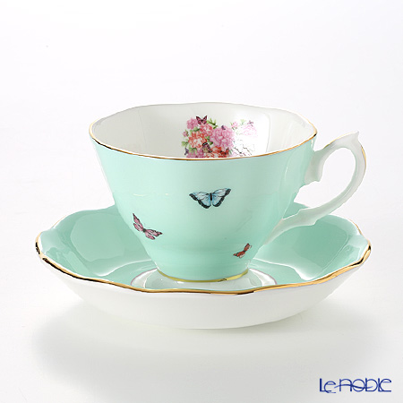 Royal Albert x Miranda Kerr Tea Cup & Saucer (set of 4 colors)