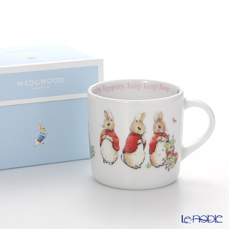 Wedgwood 'Peter Rabbit' Girl Mug 210ml