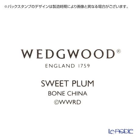 ウェッジウッド(Wedgwood) スウィートプラム リトル ラグジュアリー フレグランスアロマキャンドル 9cm スウィートプラム&ラズベリーの香り
