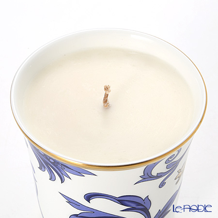 ウェッジウッド(Wedgwood) コーヌコピアアロマキャンドル 9cm アールグレーの香り