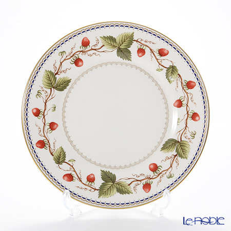Wedgwood Wild Strawberry Archive Plate 20 cm