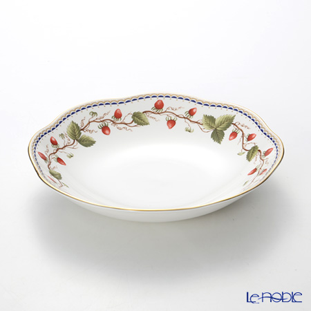 Wedgwood Wild Strawberry Archive Bowl 22 cm