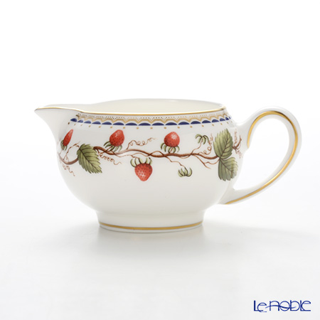 Wedgwood Wild Strawberry Archive Milk / Cream Jug S 150 cc
