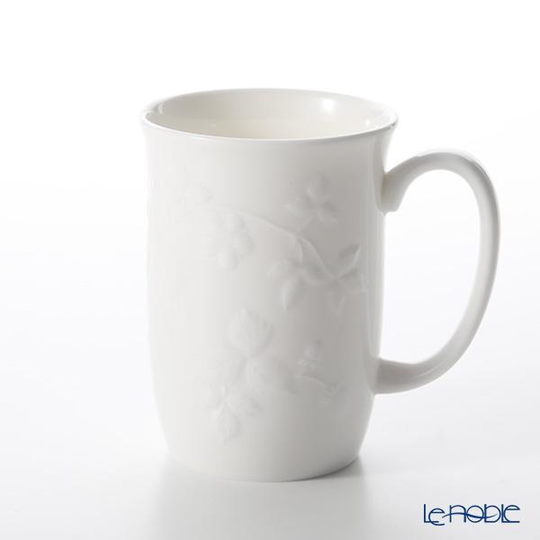 Wedgwood 'Wild Strawberry White' Mug 280ml