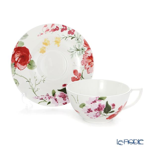 Wedgwood Jasper Conran - Floral Teacup & Saucer 300 cc