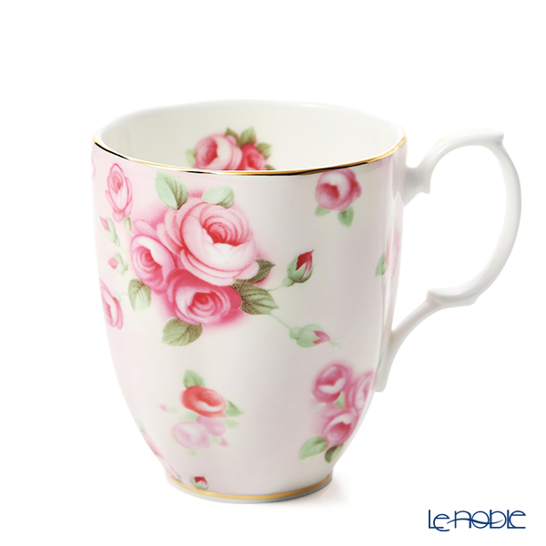 Royal Albert 100 Years Of Royal Albert 1980 Rose Blush Mug