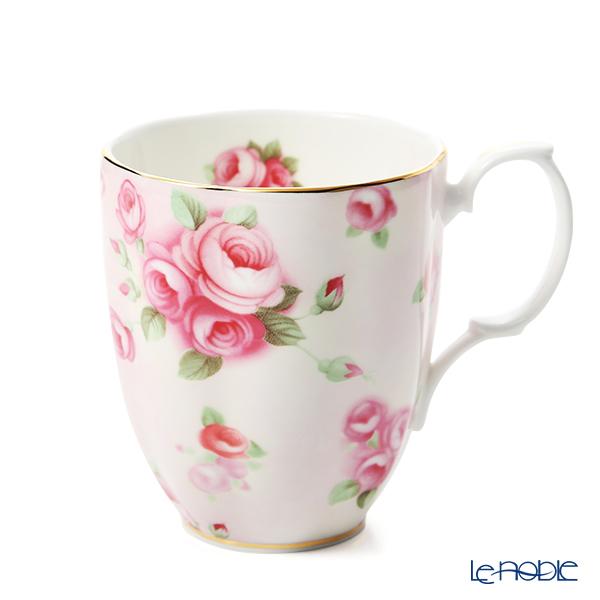 Royal Albert '100 Years Of Royal Albert - 1980 Rose Blush' Mug 417ml