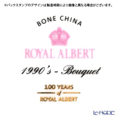 ロイヤル・アルバート 100年記念コレクションマグ 400cc(1990年 ブーケ)