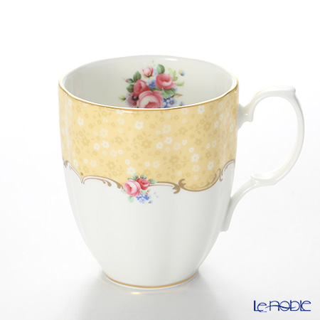 Royal Albert 100 Years Of Royal Albert 1990 Bouquet Mug