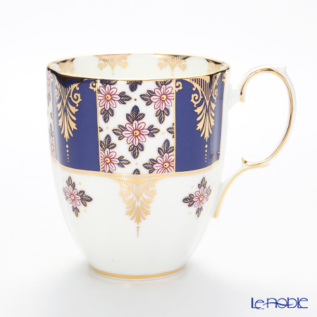 Royal Albert '100 Years Of Royal Albert - 1900 Regency Blue New' Mug 417ml