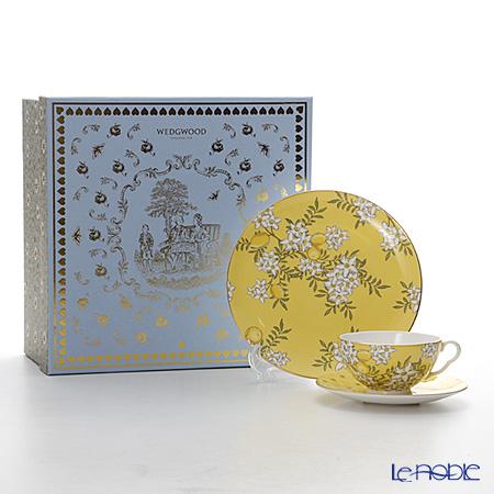 Wedgwood Tea Garden Lemon & Ginger 3-Piece Set