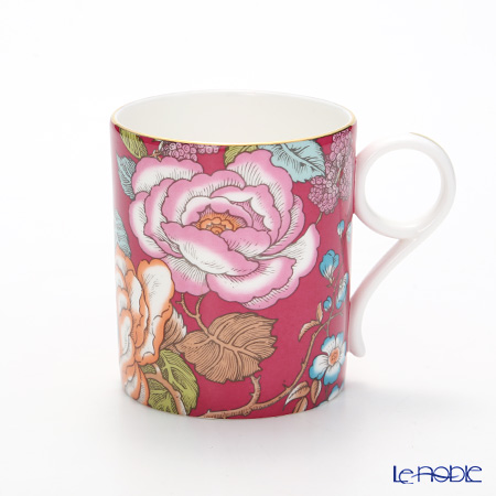 Wedgwood Tea Garden Raspberry Mug 220 cc