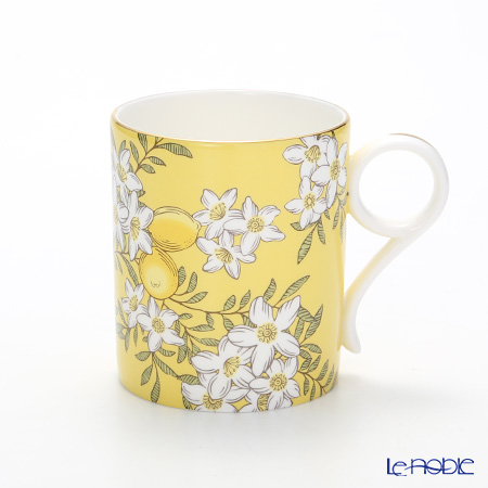 Wedgwood Tea Garden Lemon & Ginger Mug 220 cc
