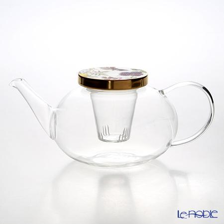 Wedgwood Tea Garden Glass Teapot
