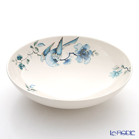 Wedgwood Blue Bird Pasta Bowl 28 cm