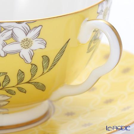 ウェッジウッド(Wedgwood) ティーガーデンティーカップ&ソーサー(レモン&ジンジャー)