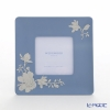 Wedgwood Jasperware Magnolia Blossom Picture Frame 19x19cm (photo:10x10cm)