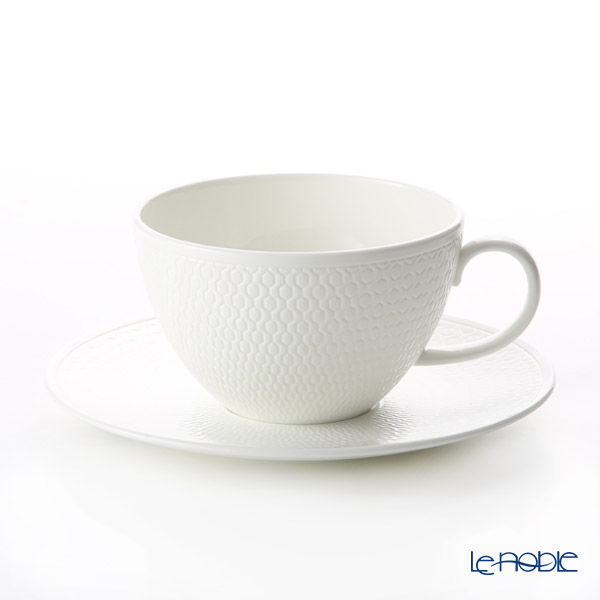 Wedgwood Gio Tea Cup & Saucer 340ml