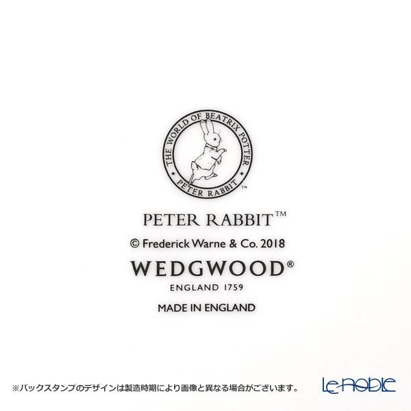 ウェッジウッド(Wedgwood) ピーターラビット グリーンラインプレート 21cm