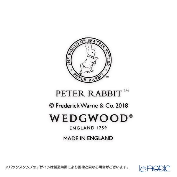 ウェッジウッド(Wedgwood) ピーターラビット グリーンラインマグ 200cc