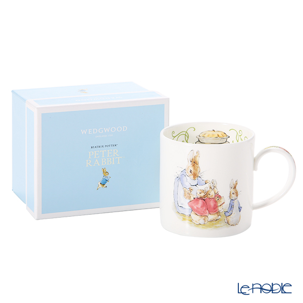 Wedwood Peter Rabbit Green Line Mag 200cc