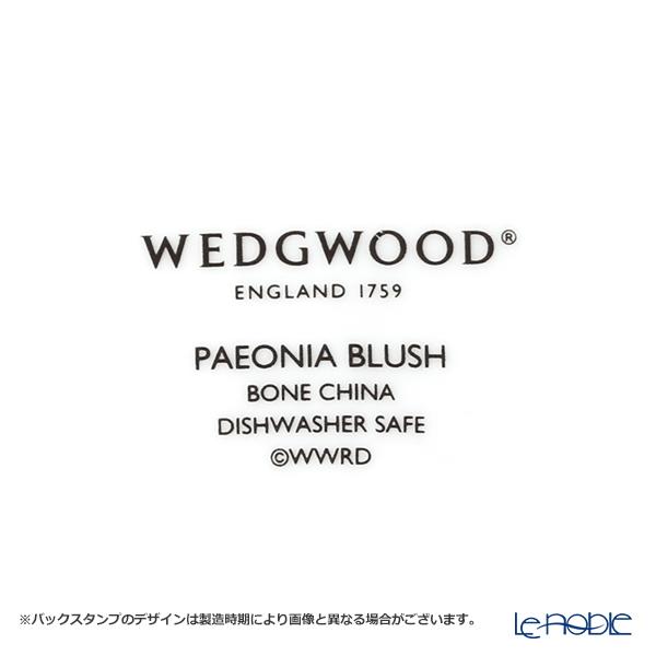 ウェッジウッド(Wedgwood) ペオニア ブラッシュプレート 4色 セット 21cm