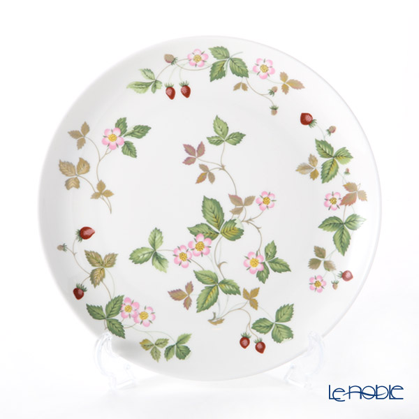 Wedgwood 'Wild Strawberry Casual' Coupe Plate 23cm