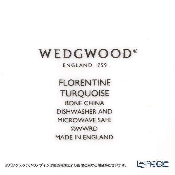 ウェッジウッド(Wedgwood) フロレンティーン ターコイズボウル 20cm