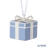 Holiday ornament Wedgwood (Wedgwood) Blue gift box