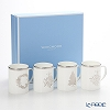 Wedgwood Christmas 2018: Winter White Mug 375cc (Set of 4pcs)