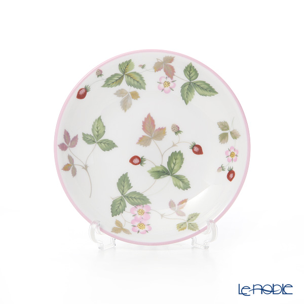 Wedgwood 'Wild Strawberry Casual' Pink Petit Tray 10cm