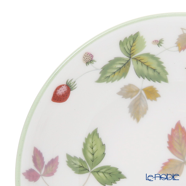 Wedgwood 'Wild Strawberry Casual' Green Petit Tray 10cm