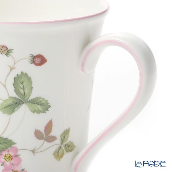 Wedgwood 'Wild Strawberry Casual' Pink Mug 300ml