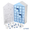 Wedgwood 'Christmas - House' Blue x White [2019] Annual Advent Calendar