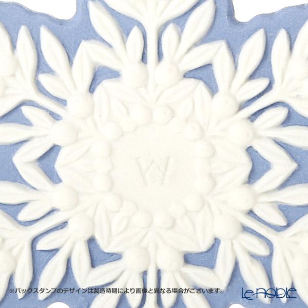 Wedgwood 'Christmas - Snowflake' Blue x White [2019] Ornament 9.5cm