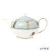 Wedgwood 'Sailors Farewell by Kit Kemp' Tea Pot 600ml (S)