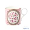 Wedgwood 'Wonderlust - Tokyo / Sakura (Cherry Blossom)' Pink [Limited in Japan] Mug 350ml