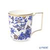 Wedgwood 'Hibiscus' Blue Mug 300ml