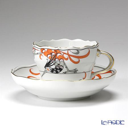 マイセン(Meissen) フェニックス(火の鳥) 701610/00582コーヒーカップ&ソーサー 200cc