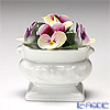 Aynsley 'Anniversary Flowers - Pansy / July' Floral Pot