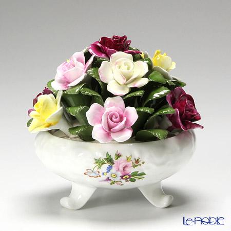 Aynsley Florals Howard Sprays Footed Bowl - Regency Flowers