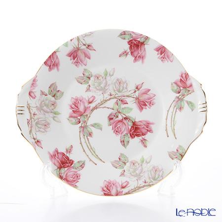 Aynsley 'Elizabeth Rose Pink' Bread & Butter Plate 25cm