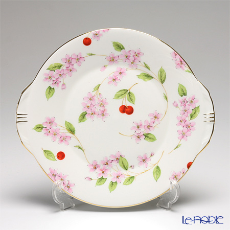 Aynsley Cherry Blossom Bread and Butter Plate