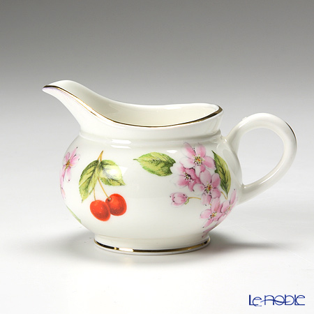 Aynsley 'Cherry Blossom' Mini Cream Jug 50ml