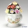 Aynsley 'Cottage Garden' Floral Cascade Bowl (L)