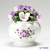 Aynsley Florals English Violets Cascade Bowl MS
