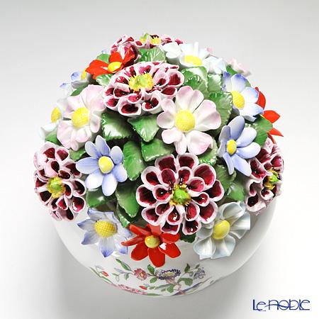 Aynsley 'Pembroke' Floral Cascade Bowl (L)